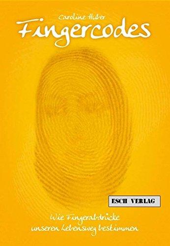 Buch-Fingercodes